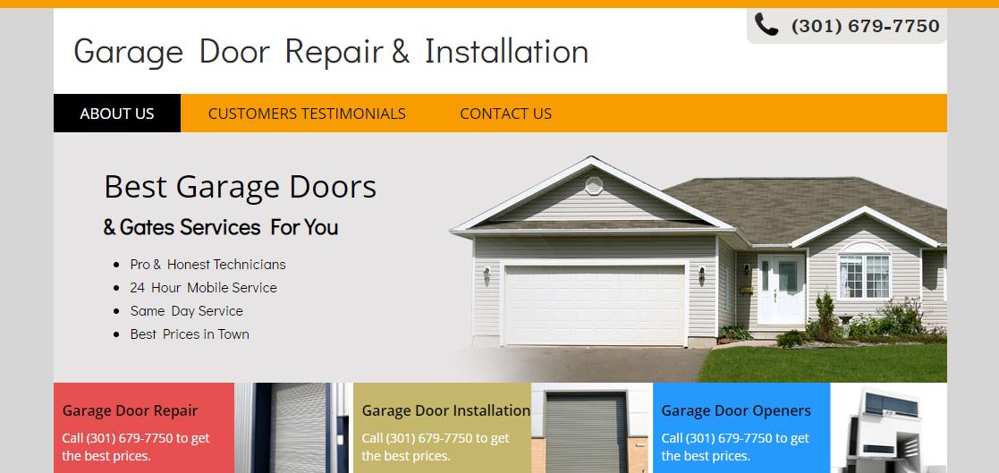 Orange Team Garage Door Repair and Installation