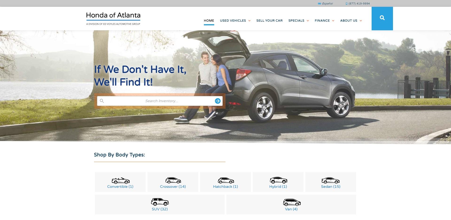 The Best Honda Dealers in Atlanta, GA