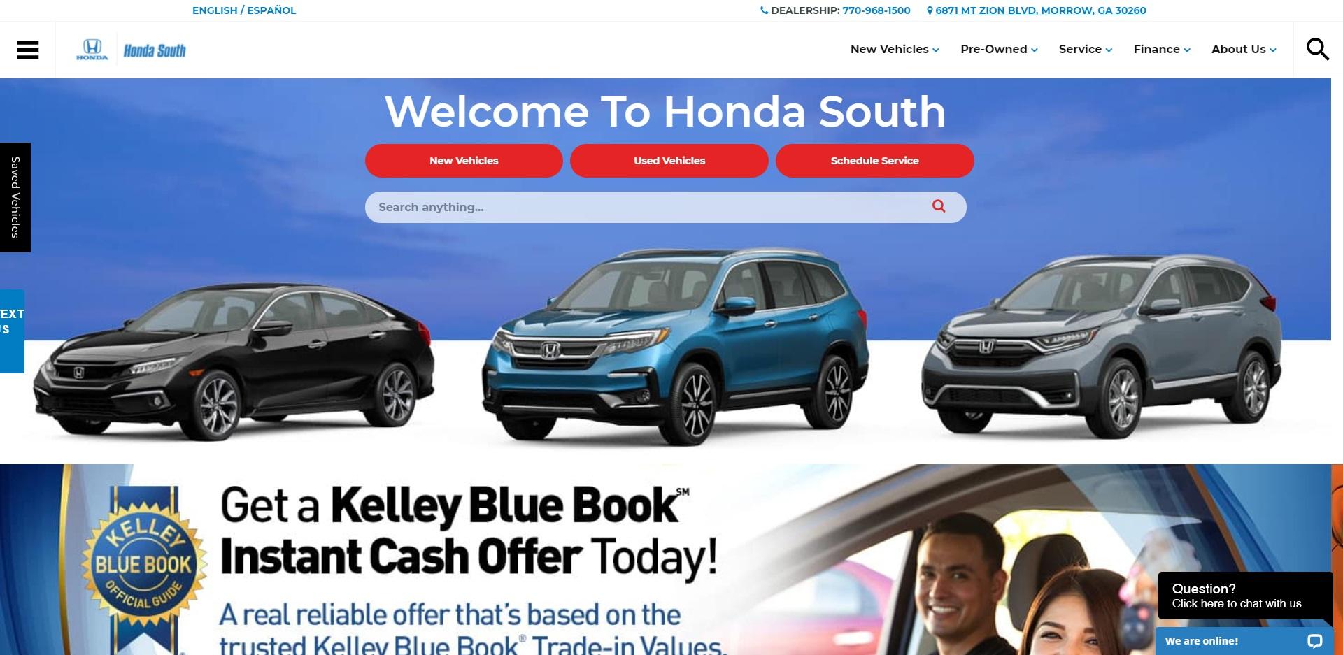 Atlanta, GA's Best Honda Dealers