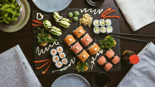 Best Sushi in Boston, MA