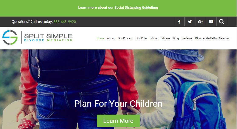 Split Simple Divorce Mediation