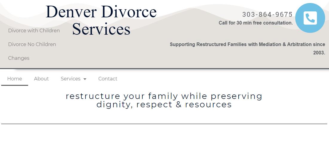 Denver Divorce Services