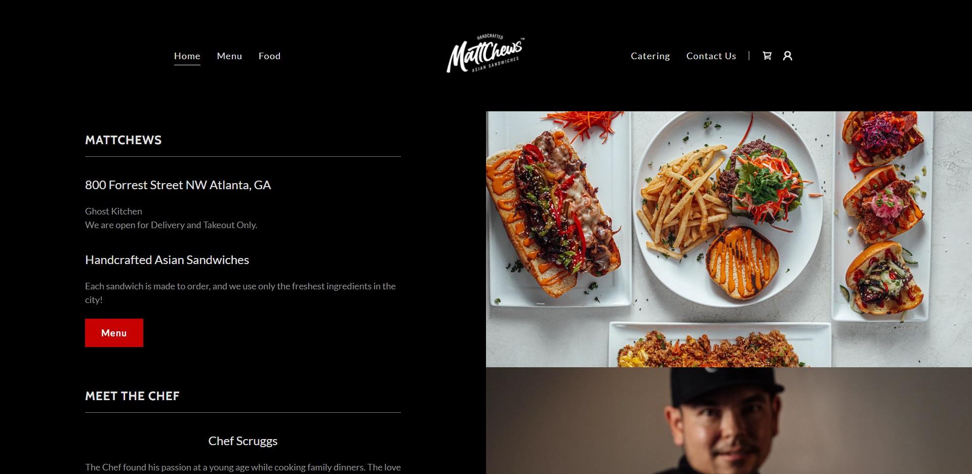 5 Best Delivery/Takeaway Restaurants in Atlanta, GA