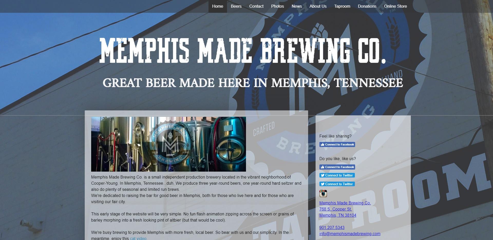 Best Craft Breweries in Memphis, TN