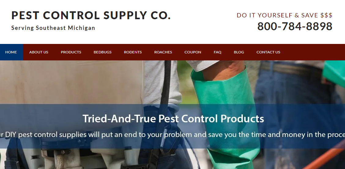 Pest Control Supply Co.