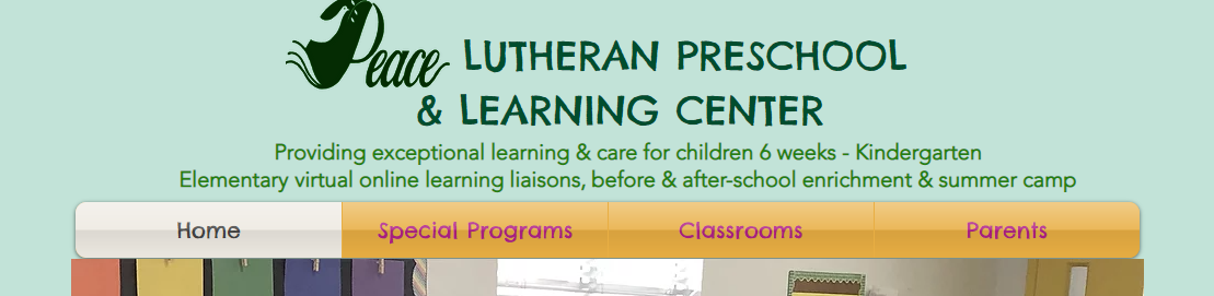 Peace Lutheran Preschool and Daycare