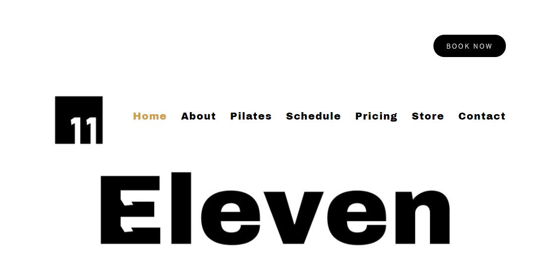 Eleven Pilates Studio