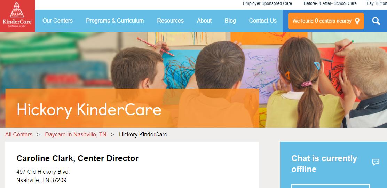 Hickory KinderCare Preschools in Nashville, TN
