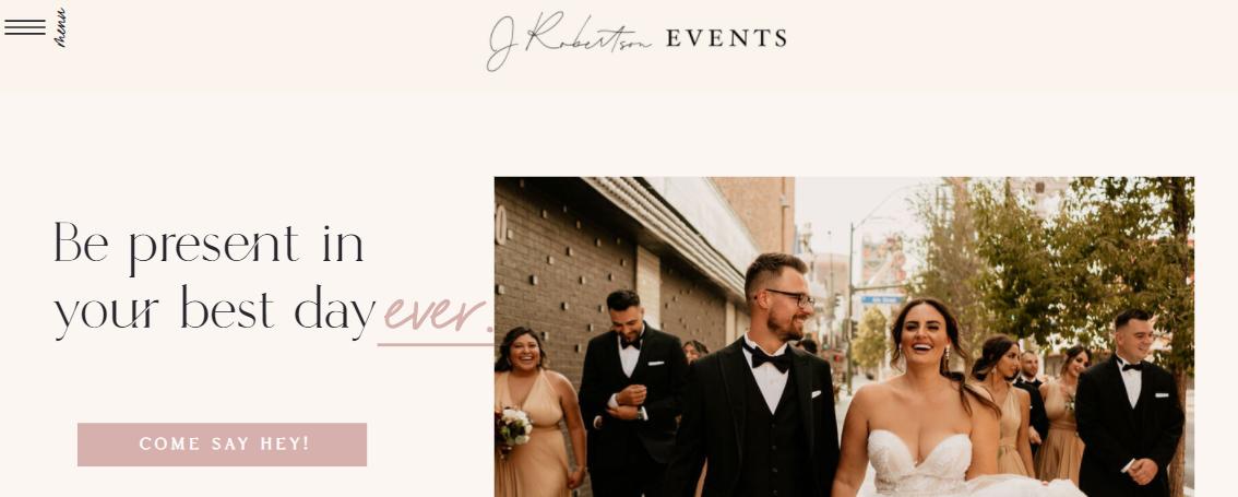 J. Robertson Events
