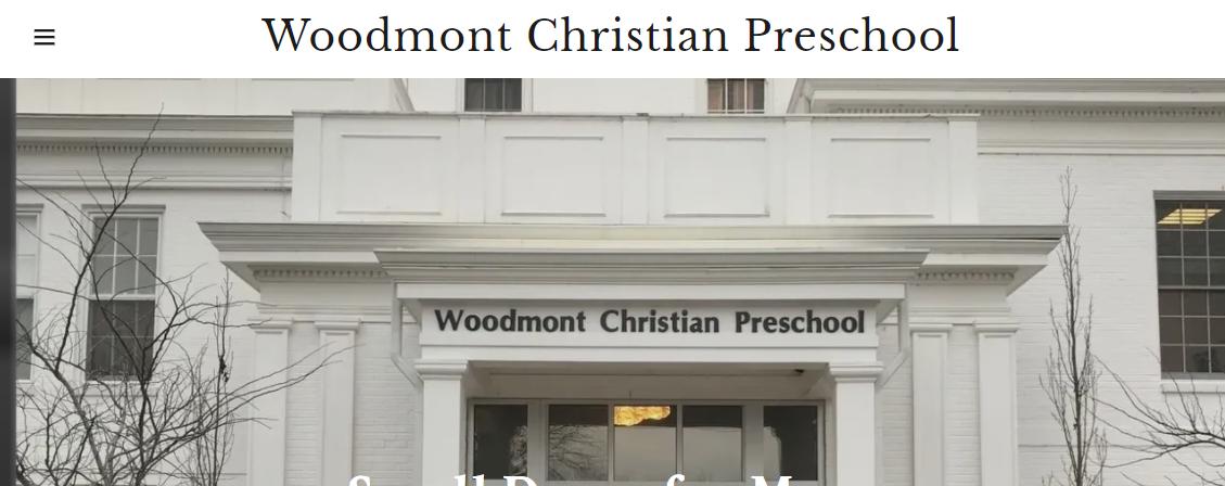 Woodmont Christian Preschool