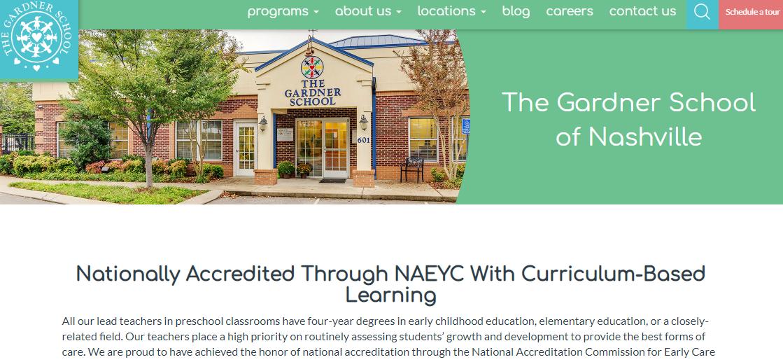 The Gardner School of Nashville