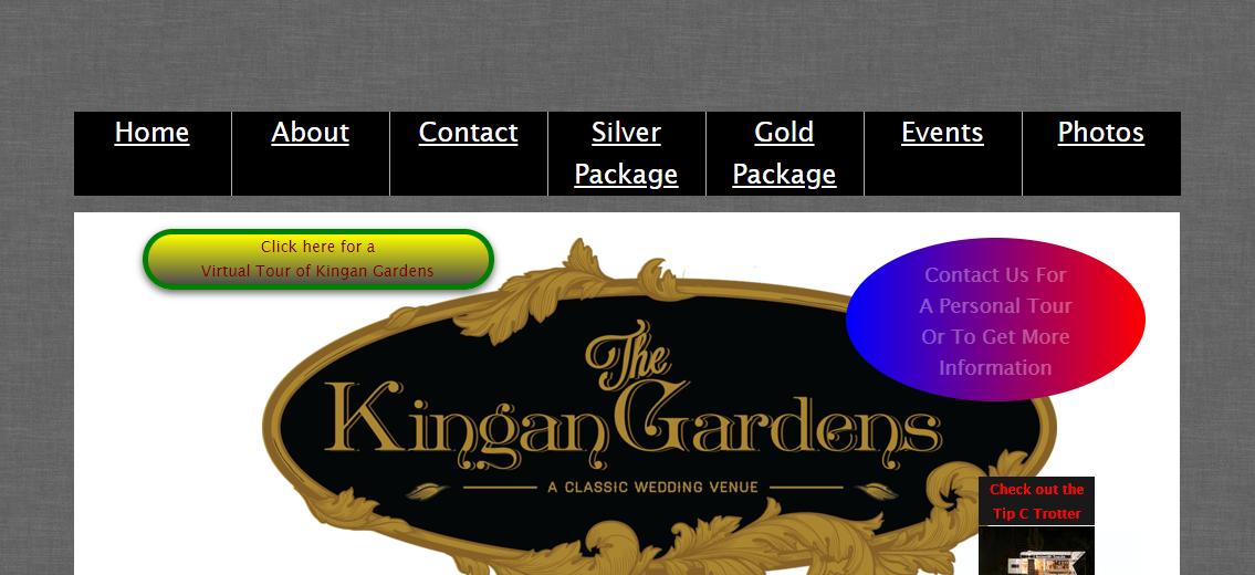 Kingan Gardens Wedding Planners in Tucson, AZ