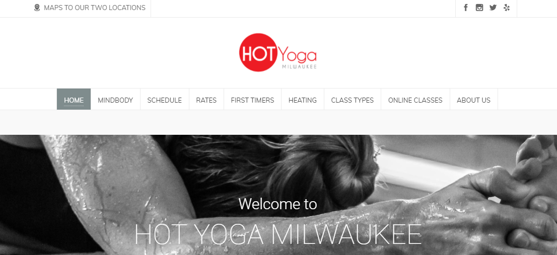 Hot Yoga Milwaukee Milwaukee, WI