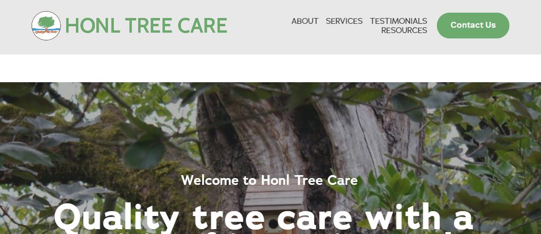 Honl Tree Care Portland