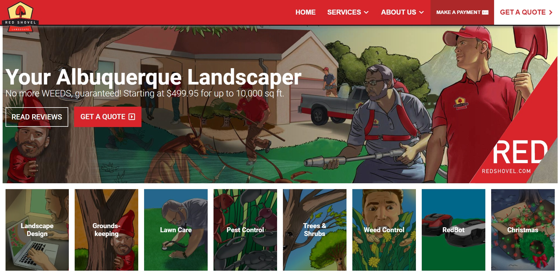 The Best Landscaping Companies in Albuquerque, NM