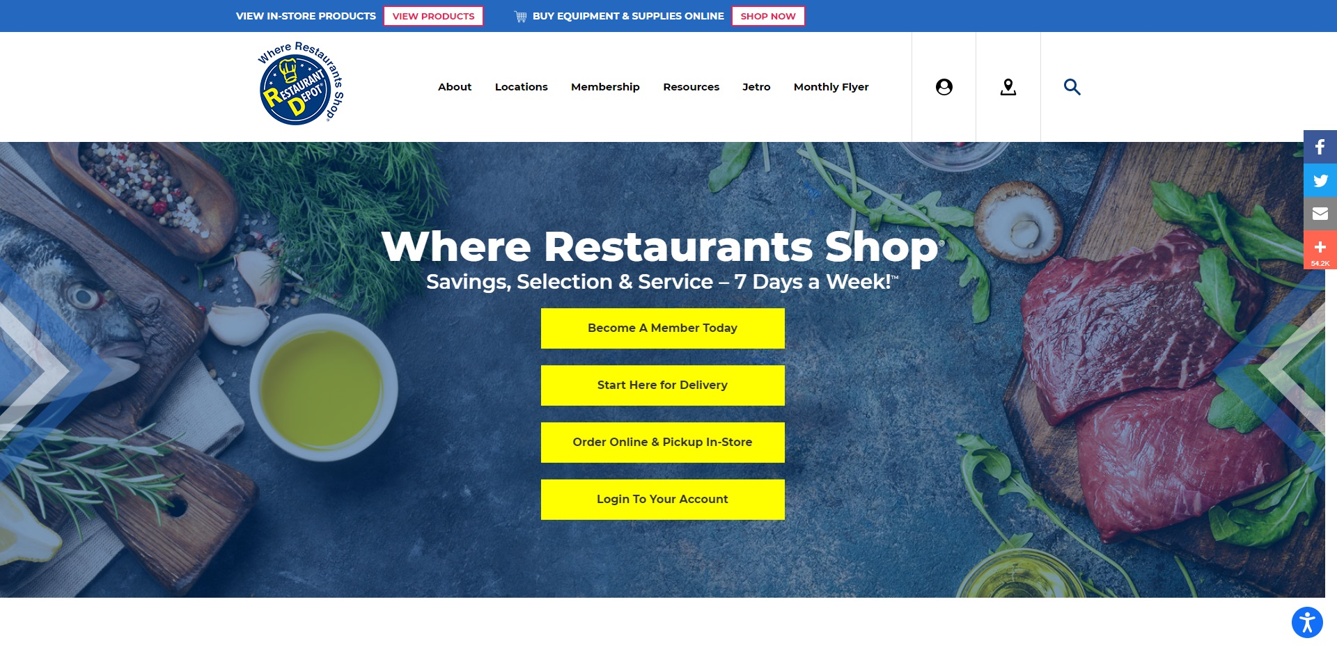 Atlanta, GA Best Kitchen Supply Stores