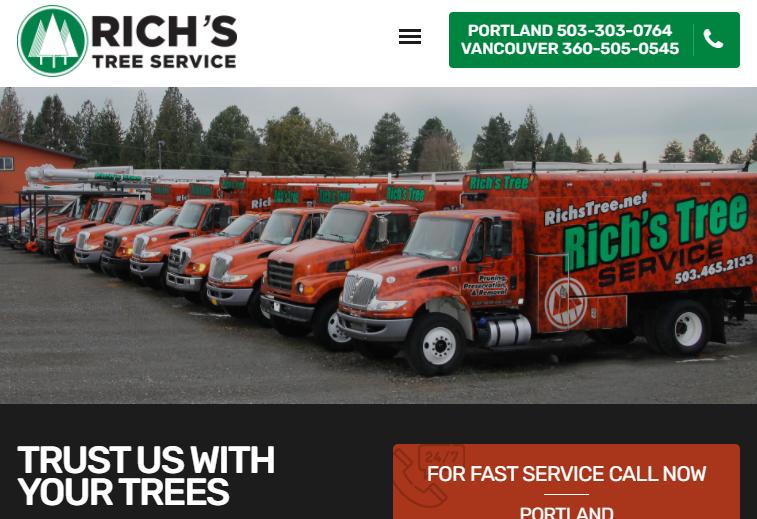 Rich's Tree Service Portland