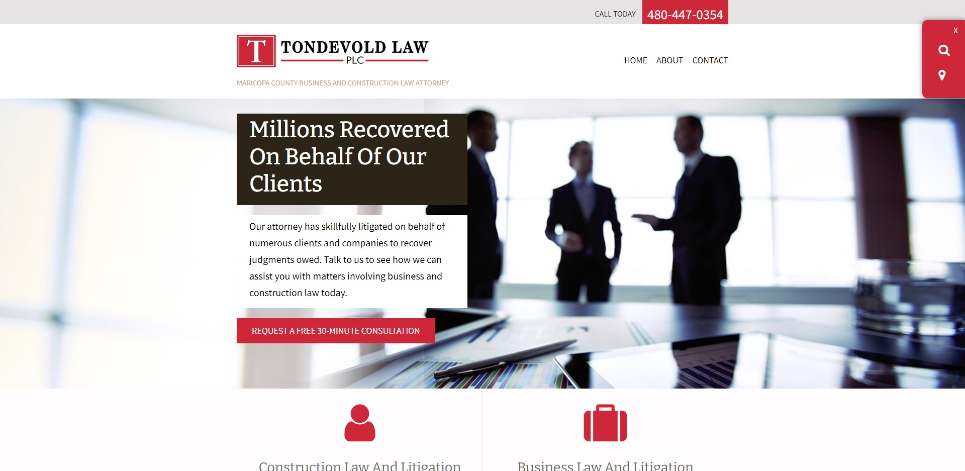 The Best Contract Attorneys in Mesa, AZ