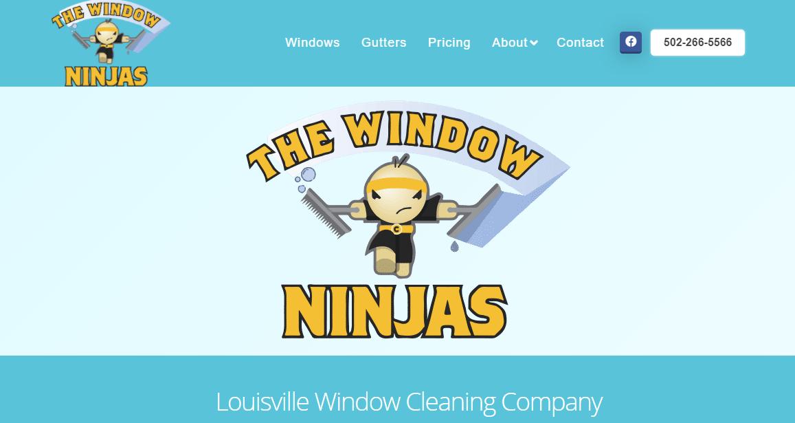The Window Ninjas Louisville, KY