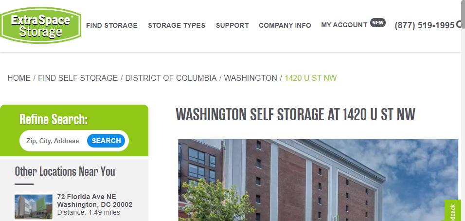 Safe Storage in Washington