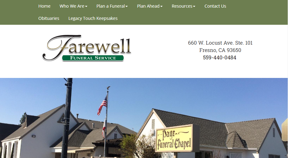 Ambient Funeral Homes in Fresno