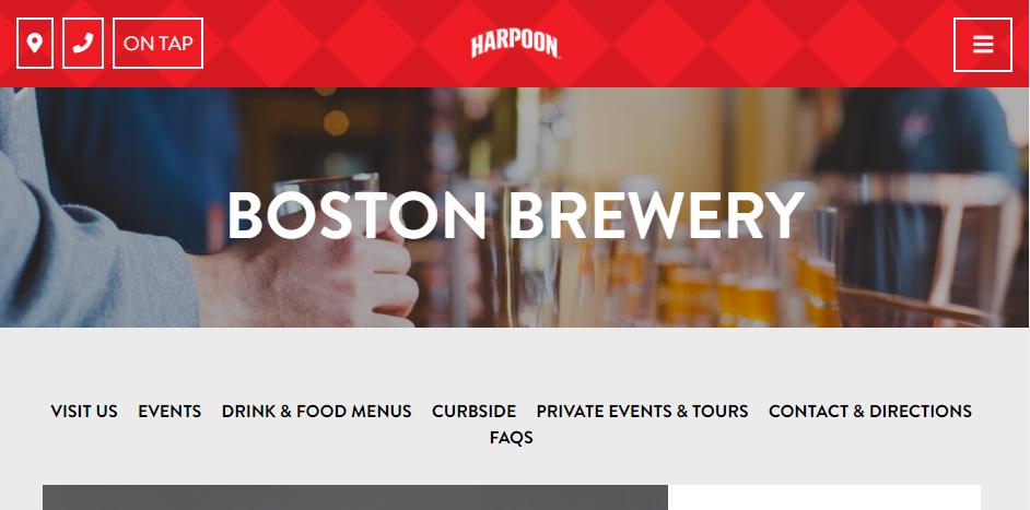 Ambient Beer Halls in Boston
