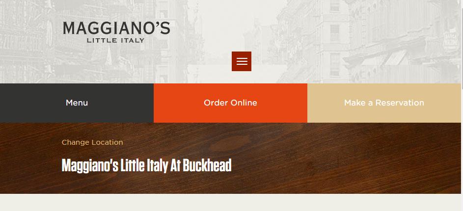 Splendid Italian Restaurants in Atlanta