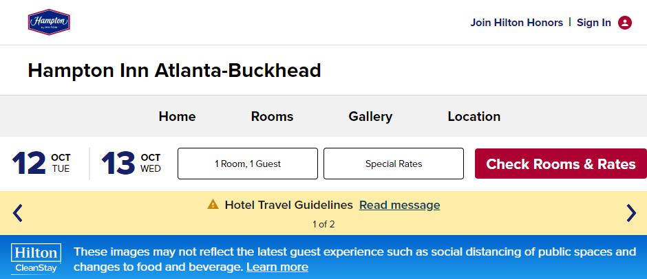 Dependable Hotels in Atlanta