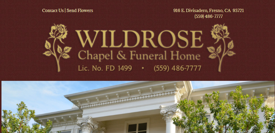 Spacious Best Funeral Homes in Fresno