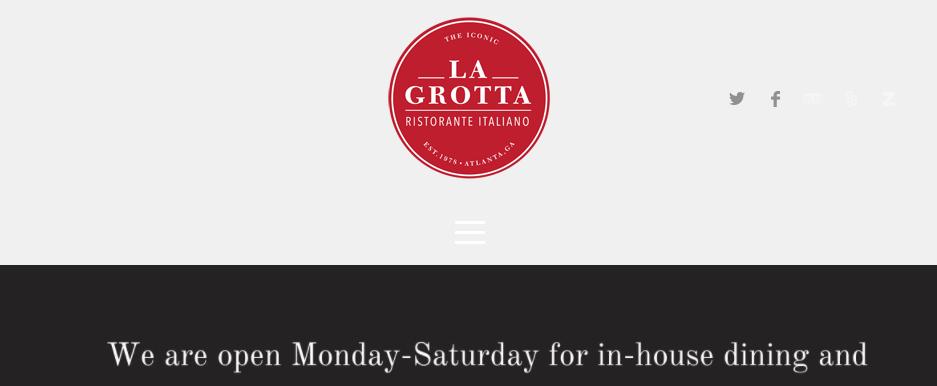 Popular Italian Restaurants in Atlanta