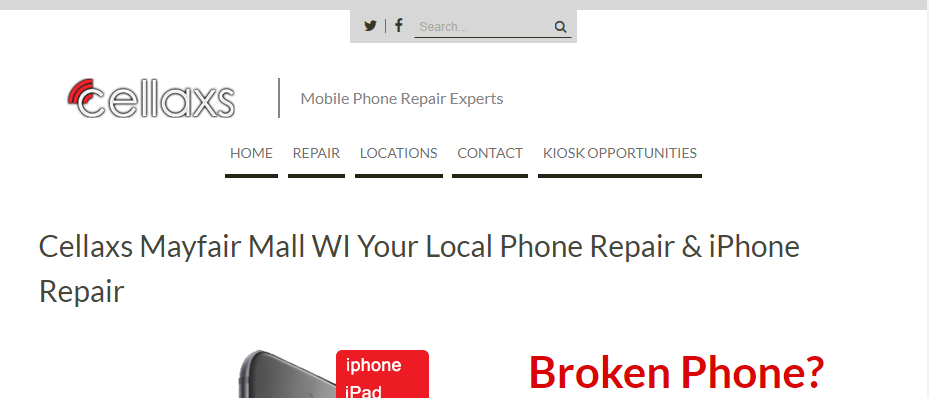 Affordable Cell Phone Repair in Milwaukee