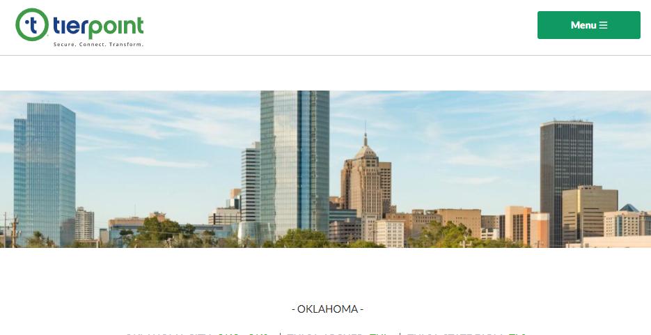 Popular web hosting in Oklahoma City