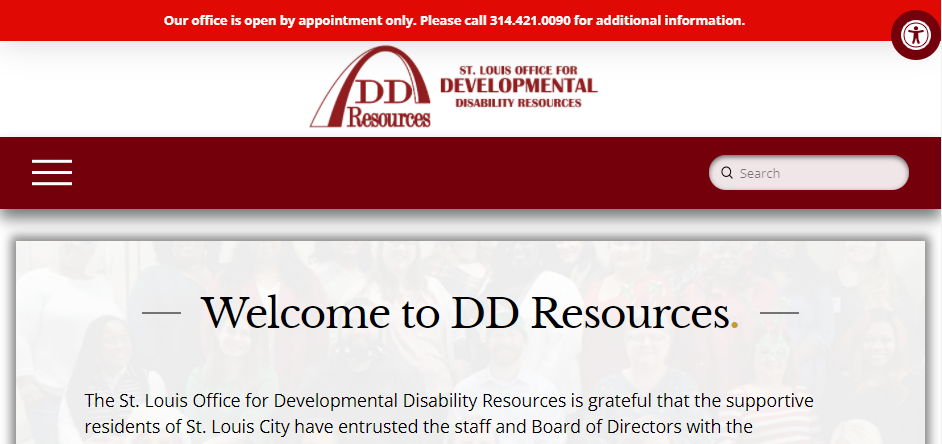 Professional Disability Care Homes in St. Louis