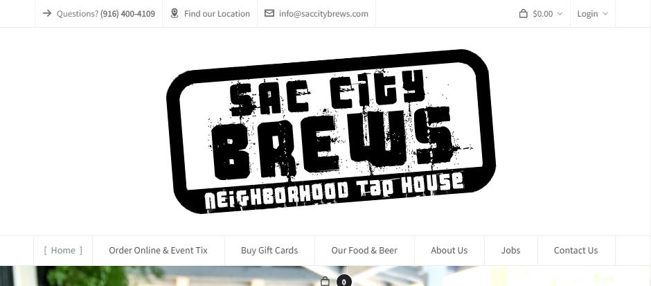Lively Beer Halls in Sacramento