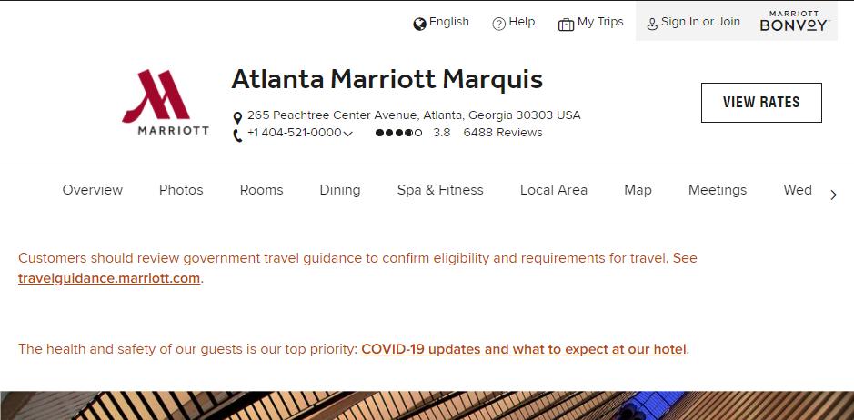 Cost-Effective Hotels in Atlanta