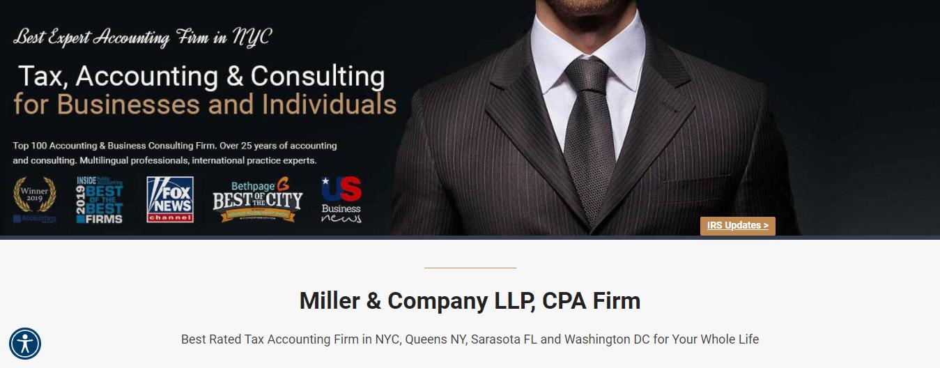 professional Accountants in Washington, DC