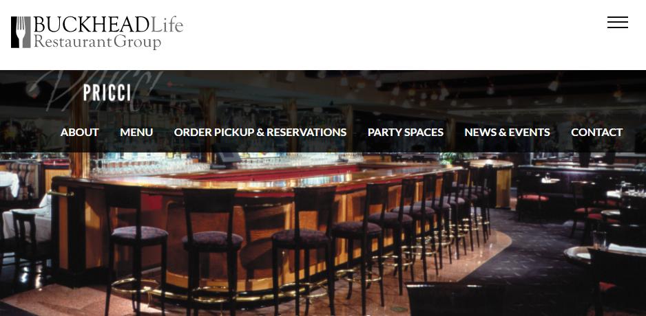 Genuine Italian Restaurants in Atlanta