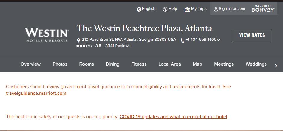 Ambient Hotels in Atlanta