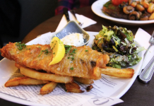 Best Fish and Chips in Denver