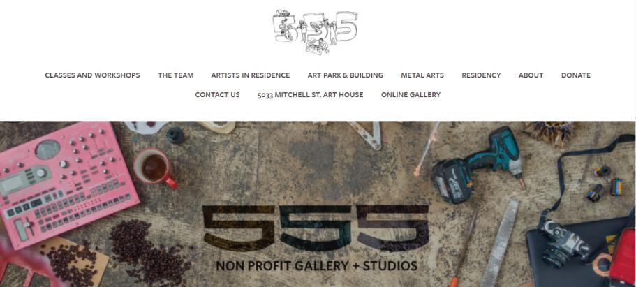 555 Arts in Detroit, MI