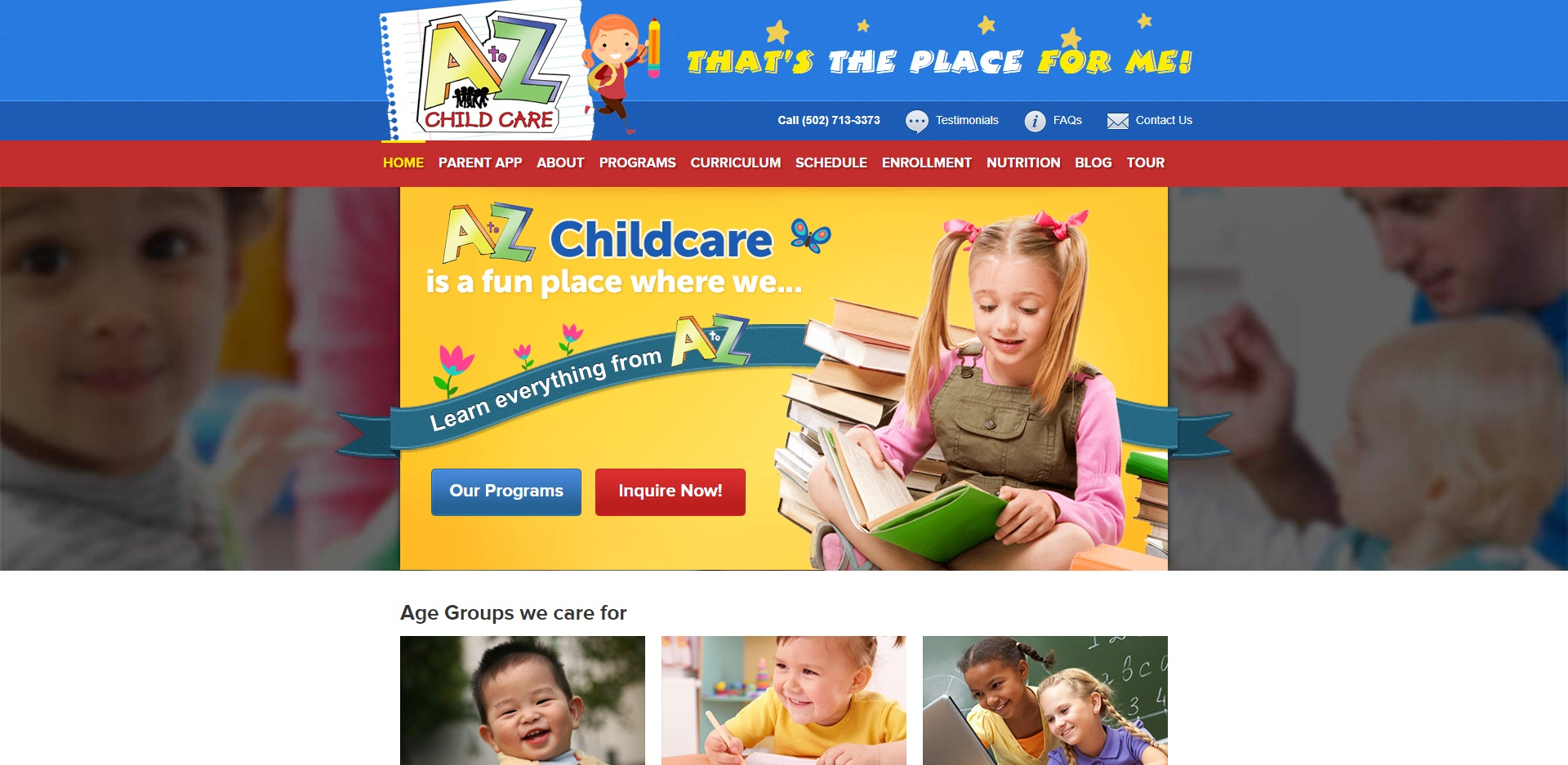 Louisville, KY Best Child Care