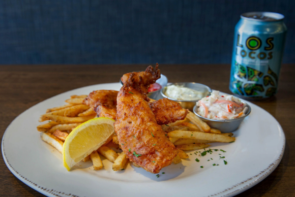 One of the best Fish and Chips in Denver