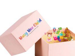 Busy Box Child