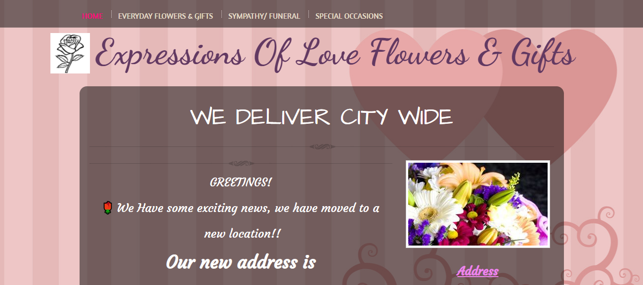 Expressions of Love Flowers & Gifts in El Paso,TX