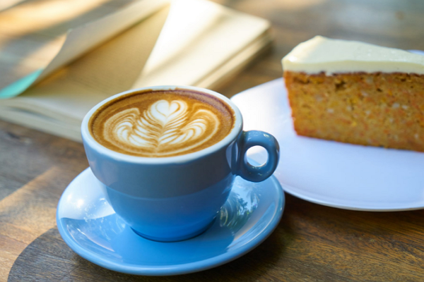 Cafe in Portland