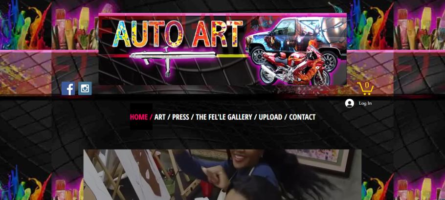 Fel'le Gallery in Detroit, MI