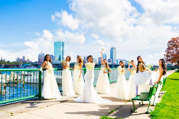 Wedding Photographer in Boston