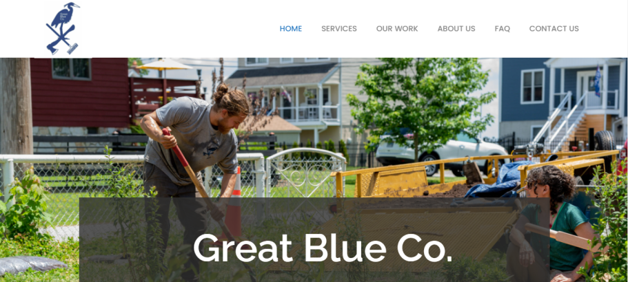 Great Blue Co. in Baltimore, MD