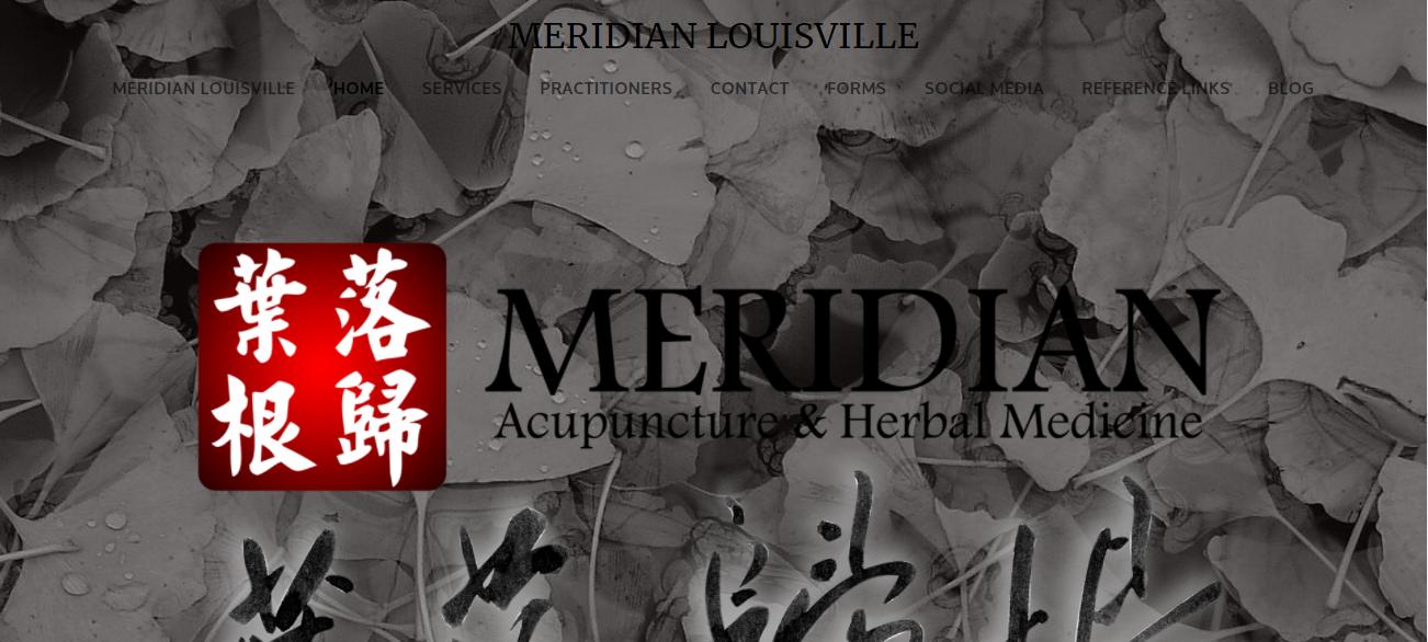 Meridian Acupuncture & Herbal Medicine in Louisville, KY
