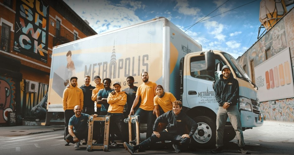 Metropolis Movers - top rated Movers in Manhattan NYC